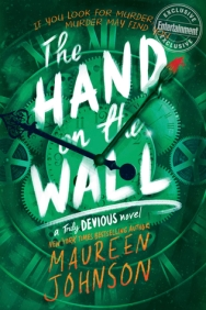 Book_TheHandontheWall